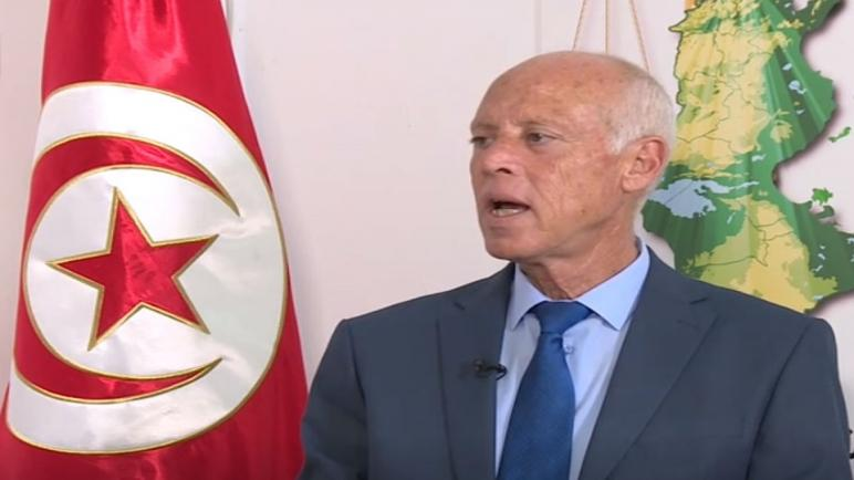 قيس سعيّد يفوز في الانتخابات الرئاسية بتونس