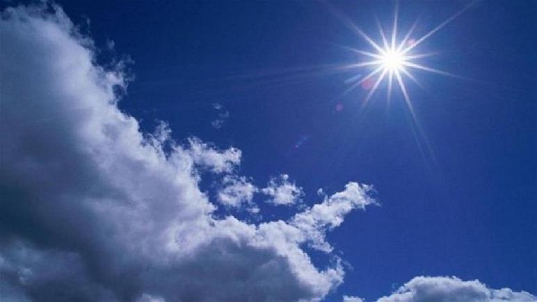 توقعات أحوال الطقس لنهار اليوم الإثنين