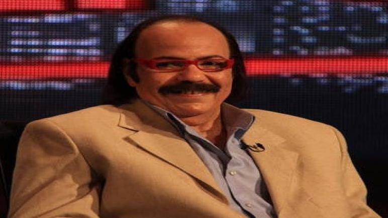 وفاة الممثل المصري طلعت زكريا عن عمر يناهز 58 عاماً