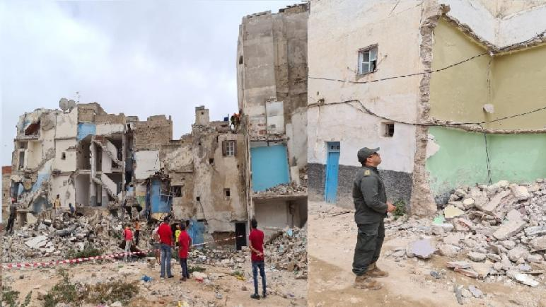 الدار البيضاء… السلطات تواصل هدم المساكن الخالية بدرب السينغال بالمدينة القديمة
