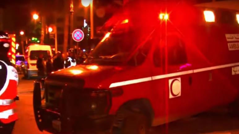 مصرع شخصين في حريق بأحد المقاهي بطنجة في الساعات الأولى من السنة الجديدة