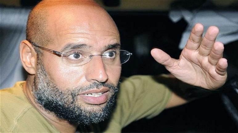 المحكمة الجنائية الدولية تكشف مكان اختباء سيف الإسلام القذافي