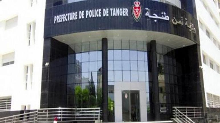 أمن طنجة يعتقل شابا حاول سرقة وكالة بنكيةذ