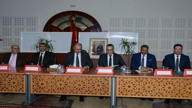 عمالة مقاطعات الدار البيضاء أنفا تنظم لقاء تحسيسيا حول تنمية الطفولة المبكرة