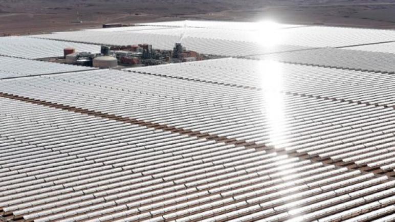 انطلاق فعاليات الدورة الثامنة للمعرض الدولي للطاقة الشمسية بالدار البيضاء