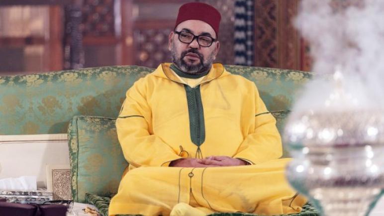 جلالة الملك محمد السادس يترأس بمراكش حفلا دينيا إحياء لليلة المولد النبوي الشريف