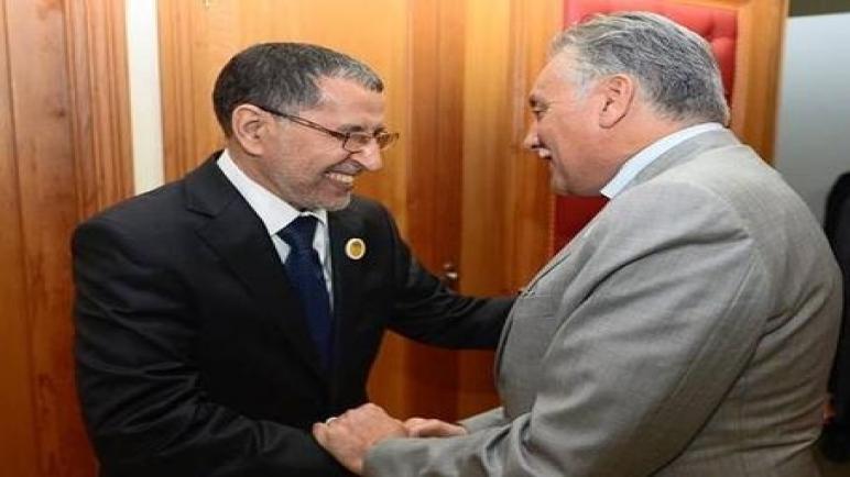 حزب التقدم والاشتراكية يقرر الخروج من حكومة العثماني