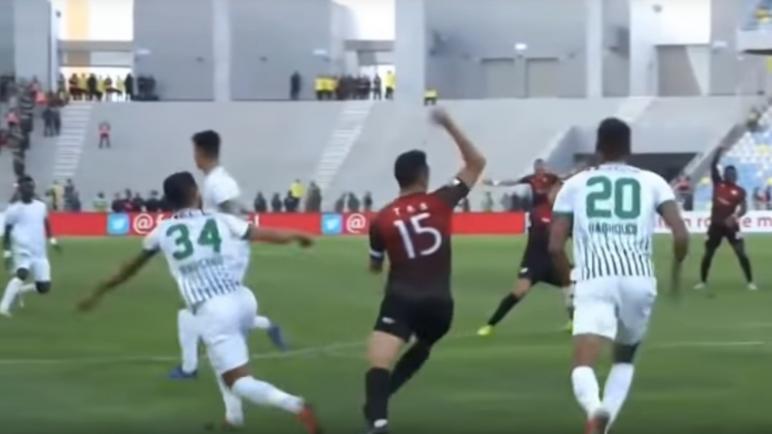 الاتحاد البيضاوي يتأهل إلى المباراة النهائية لكأس العرش بعد إقصائه للدفاع الحسني الجديدي