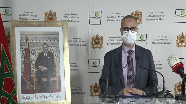 """حصيلة فيروس """"كورونا"""" بالمغرب… تسجيل 189 حالة إصابة جديدة و 179 حالة شفاء خلال الـ 24 ساعة الماضية"""