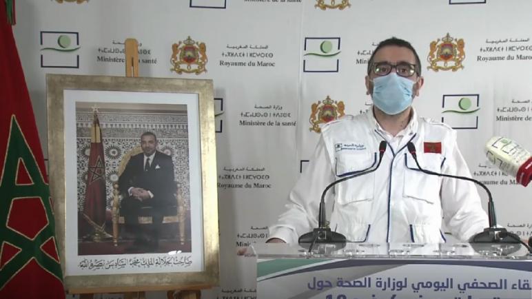 معاد لمرابط… معدل التعافي من كورونا بالمغرب يستمر في الارتفاع ليبلغ 69,9 في المائة