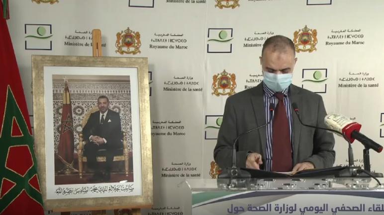 """محمد اليوبي… تسجيل 71 حالة إصابة جديدة بفيروس """"كورونا""""و 143 حالة شفاء بالمغرب خلال الـ 24 ساعة الأخيرة"""