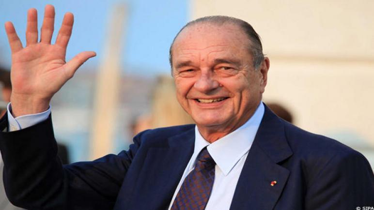 وفاة الرئيس الفرنسي السابق جاك شيراك عن عمر يناهز 86 عاما
