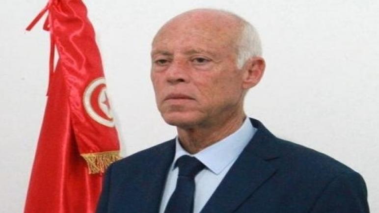 الرئيس التونسي قيس سعيد يعبر عن بالغ شكره وتقديره للملك محمد السادس