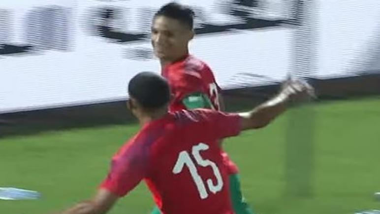المنتخب المغربي للمحليين يفوز على نظيره الجزائري بثلاثة أهداف لصفر