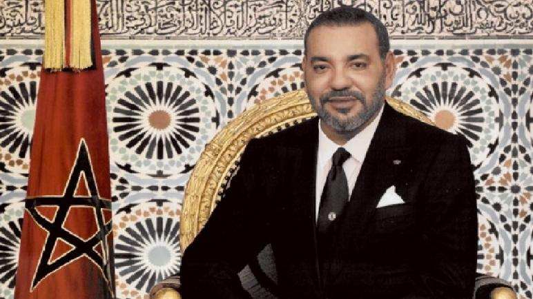 برقية تعزية ومواساة من جلالة الملك إلى أرملة المرحوم الأستاذ عبد الرحمان اليوسفي