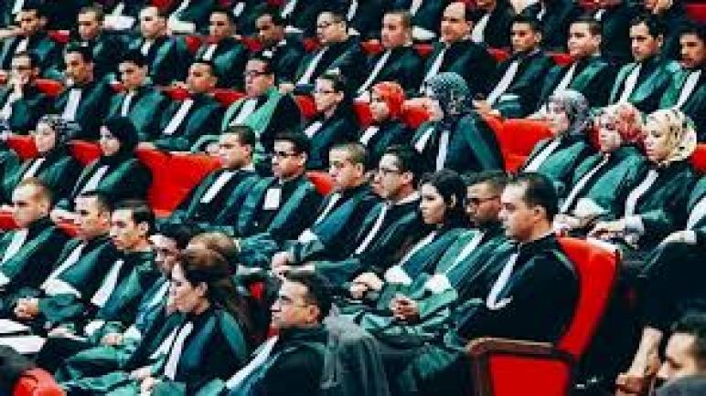 قضاة المغرب يعبرون عن رفضهم للمادة التاسعة من مشروع الميزانية