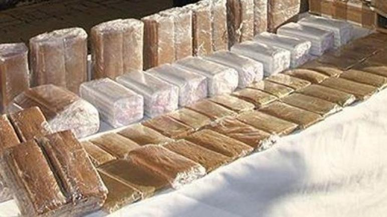 حجز طن و650 كيلوغرام من مخدر الشيرا عند مدخل مدينة شيشاوة