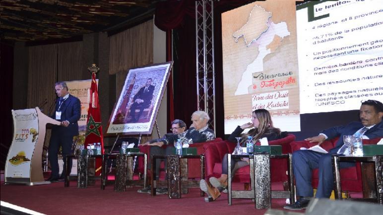 المنتدى الدولي للسياحة التضامنية بورزازات فرصة للتعريف بالجهة وتبادل الخبرات بين الشركاء