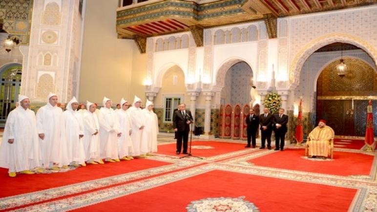 الملك محمد السادس يعين ولاة وعمّال جدد