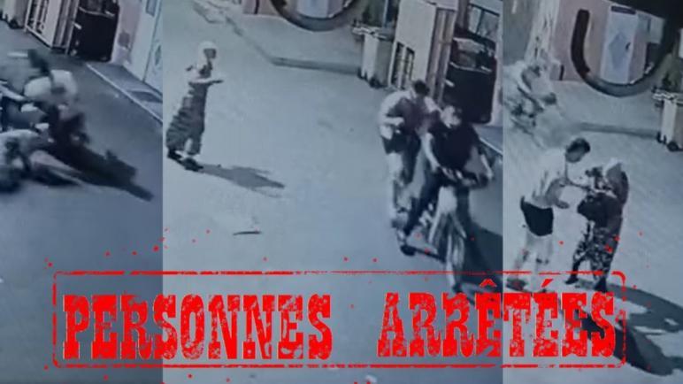 السرقة بالعنف تورط عشريني بمراكش