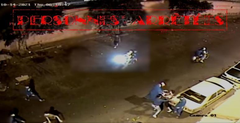 أمن البيضاء يوقف 3 متورطين في السرقة بالعنف بإستعمال دراجة نارية