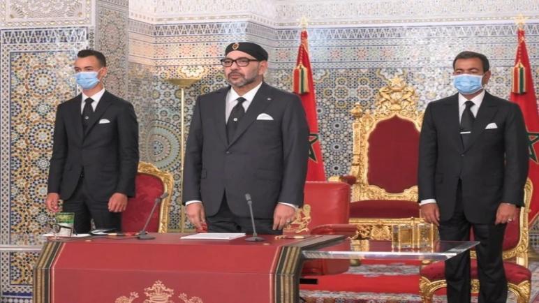 النص الكامل للخطاب الملكي بمناسبة الذكرى 22 لعيد العرش
