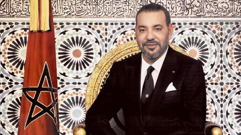 برقية تعزية من جلالة الملك إلى رئيس الجزائري إثر وفاة بوتفليقة