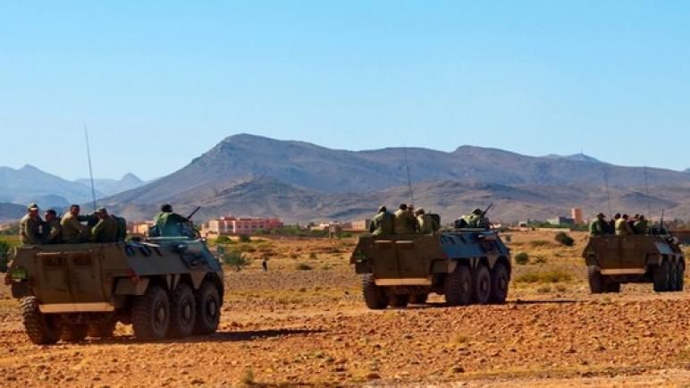 المغرب يسحب قواته العسكرية من الكركرات