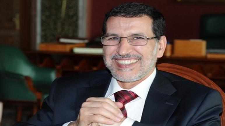سعد الدين العثماني رئيس الحكومة الجديد