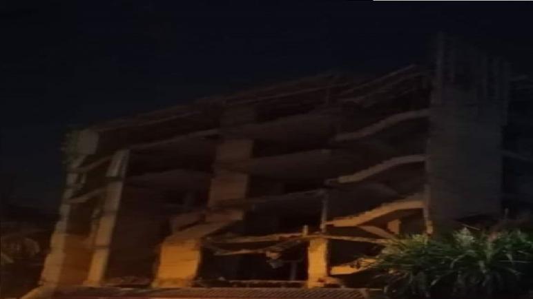 وفاة شخص في انهيار جزئي لورش بناء بمراكش