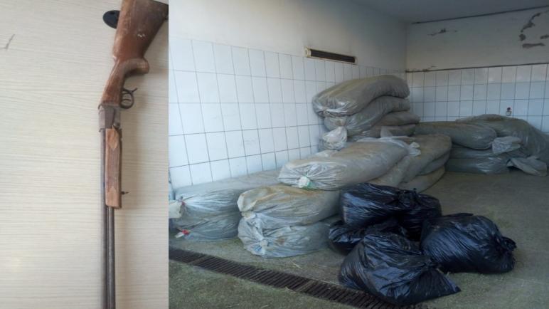 أمن القنيطرة يتمكن من حجز 4 أطنان ونصف من مخدر الكيف
