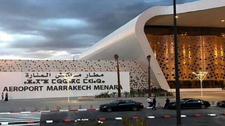 حركة النقل الجوي بالمطارات المغربية تسجل إنخفاظا بنسبة 78,80 في المائة