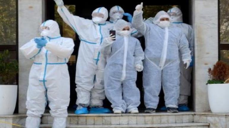 """تسجيل 106 حالة شفاء و 103 حالة إصابة جديدة بفيروس """"كورونا"""" بالمغرب خلال 24 ساعة"""