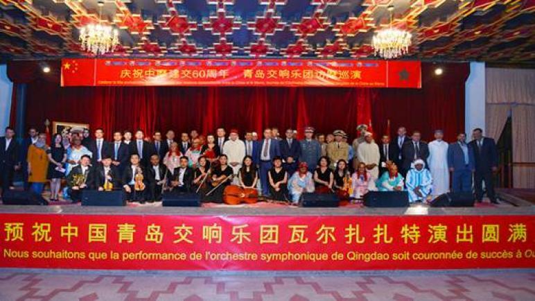 المغرب بوابة الصين نحو افريقيا … شركات كبرى في خدمة مشاريع للطاقة